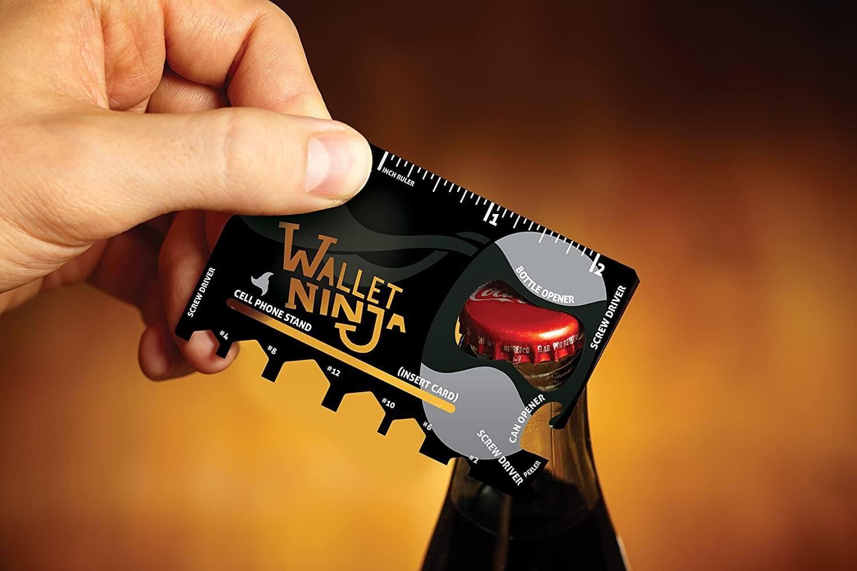 Wallet Ninja Credit Card Multitool