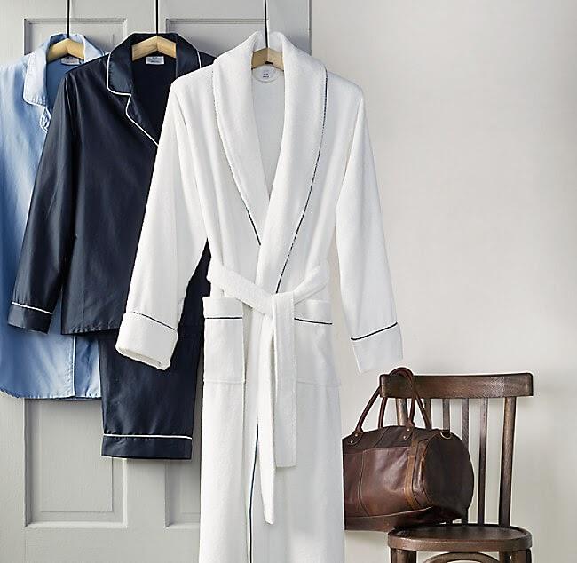 RH Turkish Cotton Robe