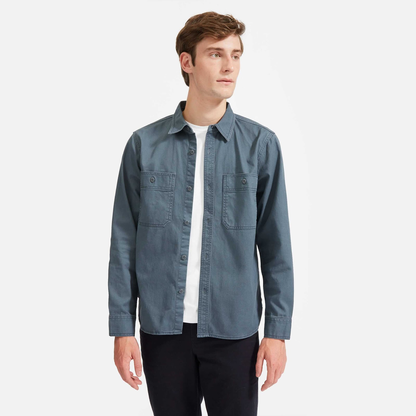 Everlane Chore Overshirt