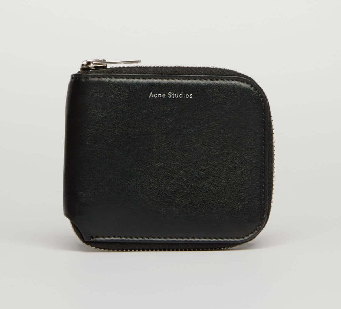 Acne Studios Kei S Wallet, $210