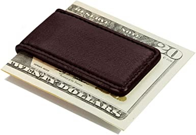 Leatherology Magnetic Money Clip, $40