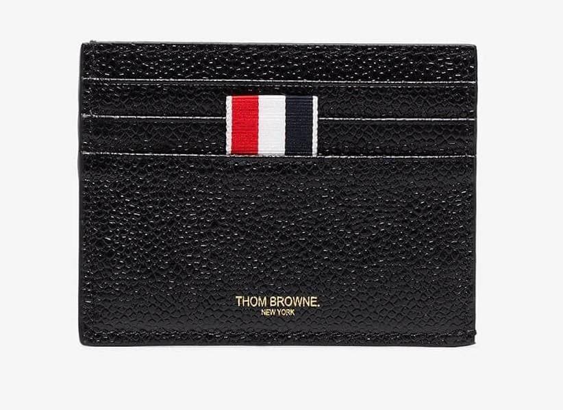 Thom Browne Credit Card Holder, $380