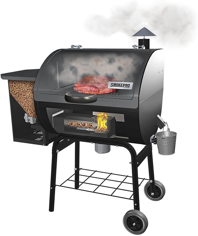 Camp Chef PG24STX SmokePro Pellet & Smoker