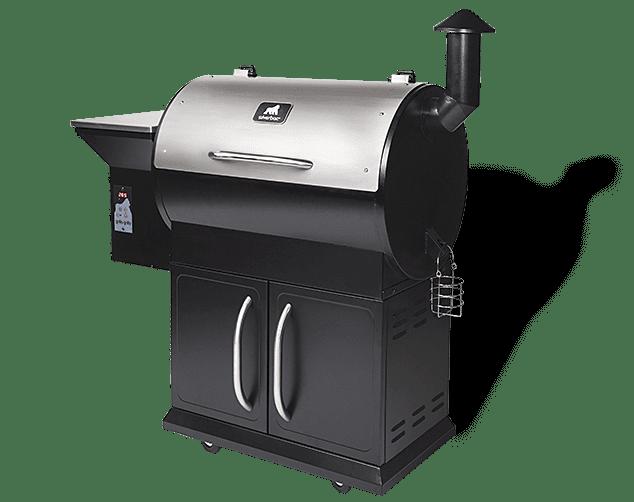 Grilla Grills Silverbac Smoker