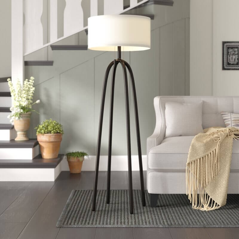 "Elfrieda 62"" Floor Lamp"