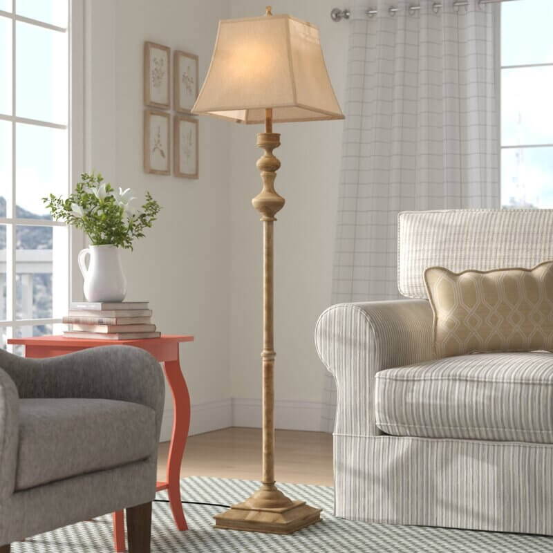 "Arrington 63.5"" Floor Lamp"