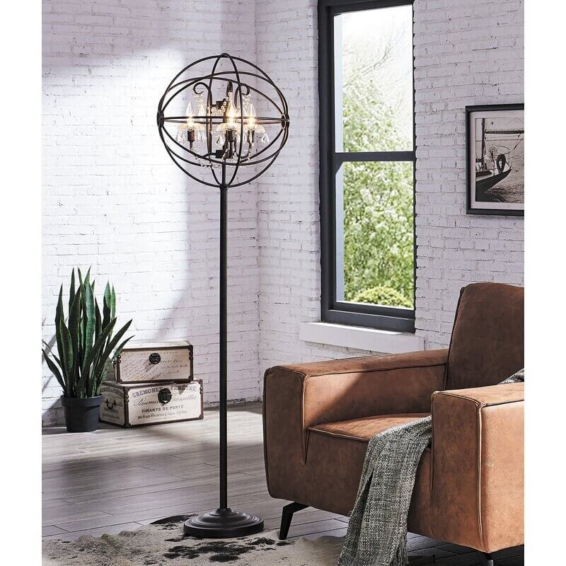 "Gessner 66.5"" Novelty Floor Lamp"