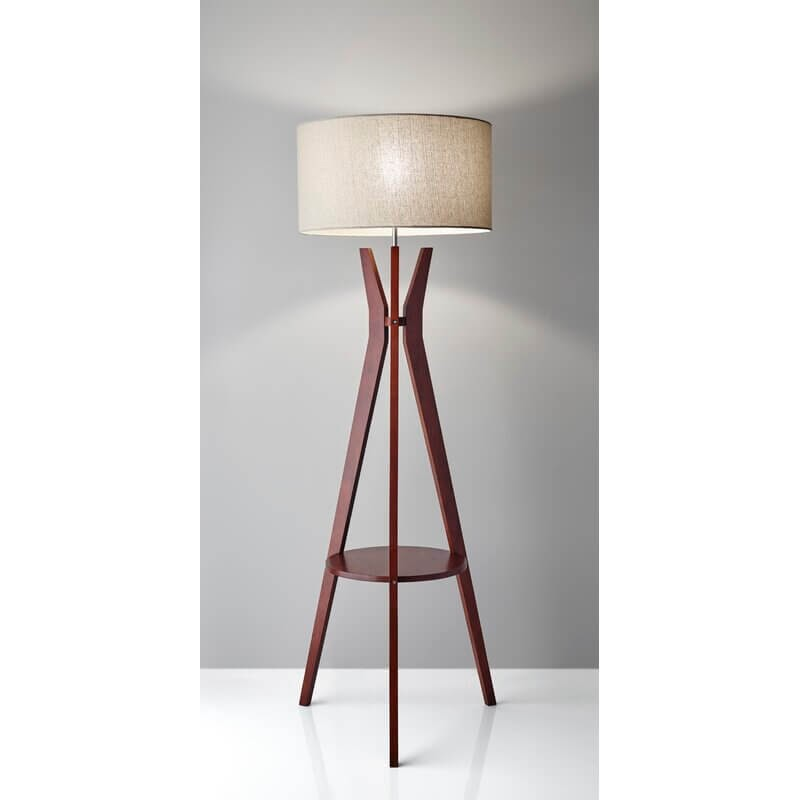 "Haywards 59.5"" Tripod Floor Lamp"