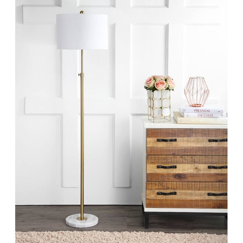 "Courtland Adjustable 65"" Floor Lamp"