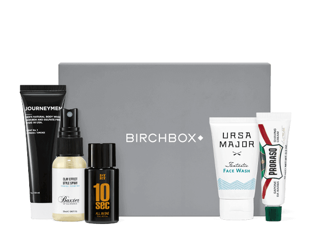 Birchbox Men