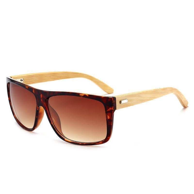 Rowlin Wood Square Sunglasses