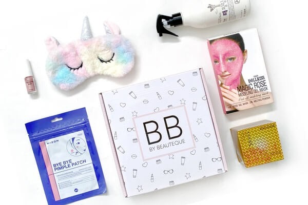 Beauteque Monthly Mask Maven