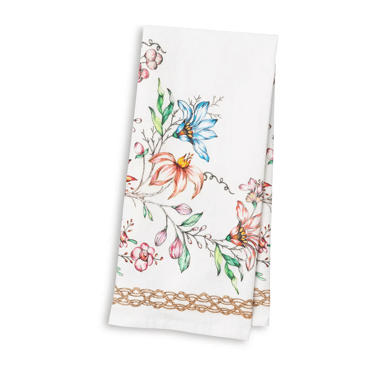 Floretta Tea Towel