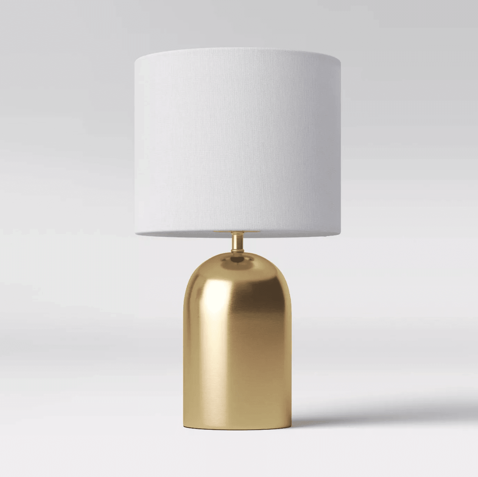 Project 62 Gold Accent Lamp