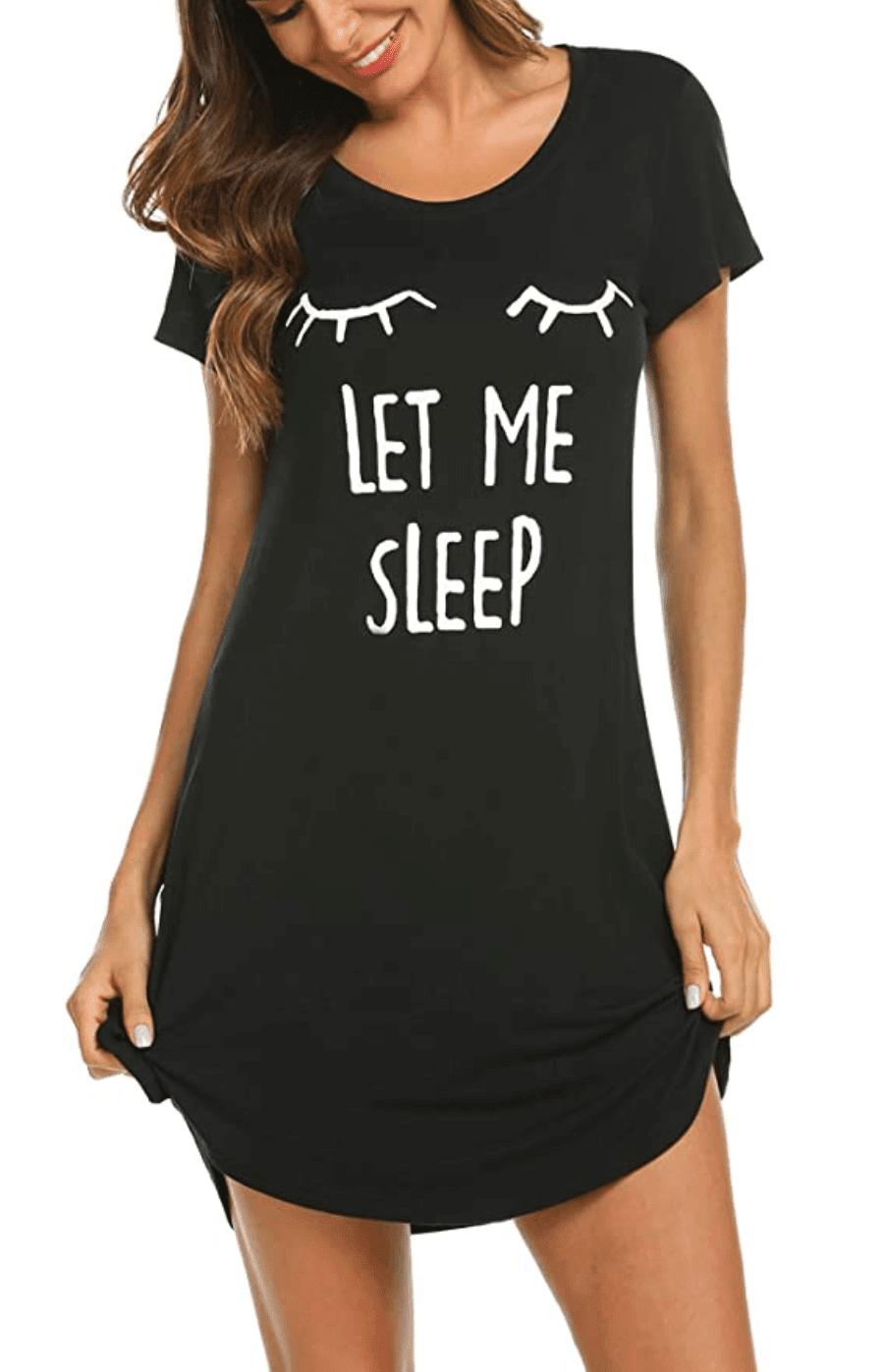 Hotouch Women's Nightshirt
