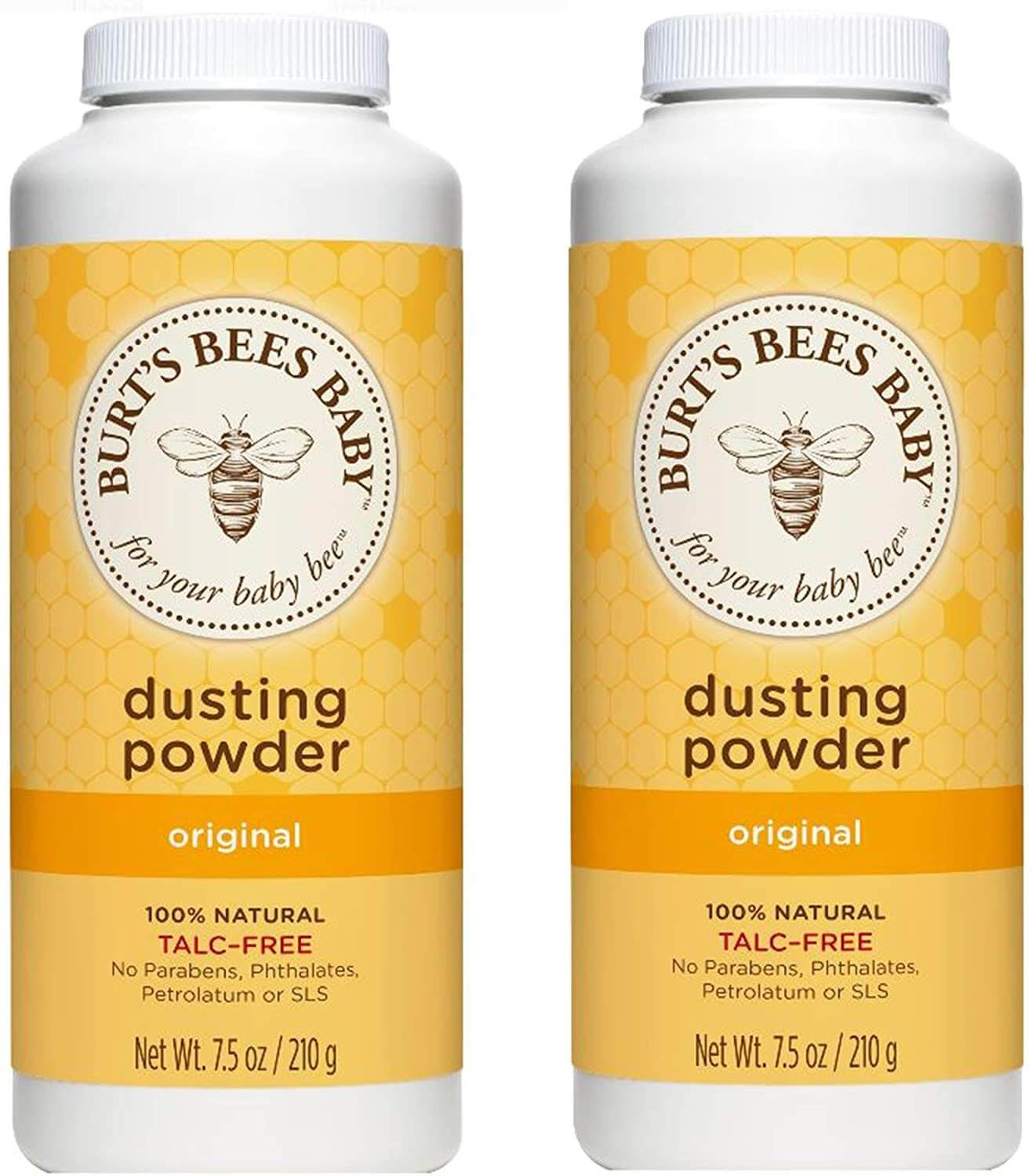 Burt's Bees Baby Natural Dusting Powder