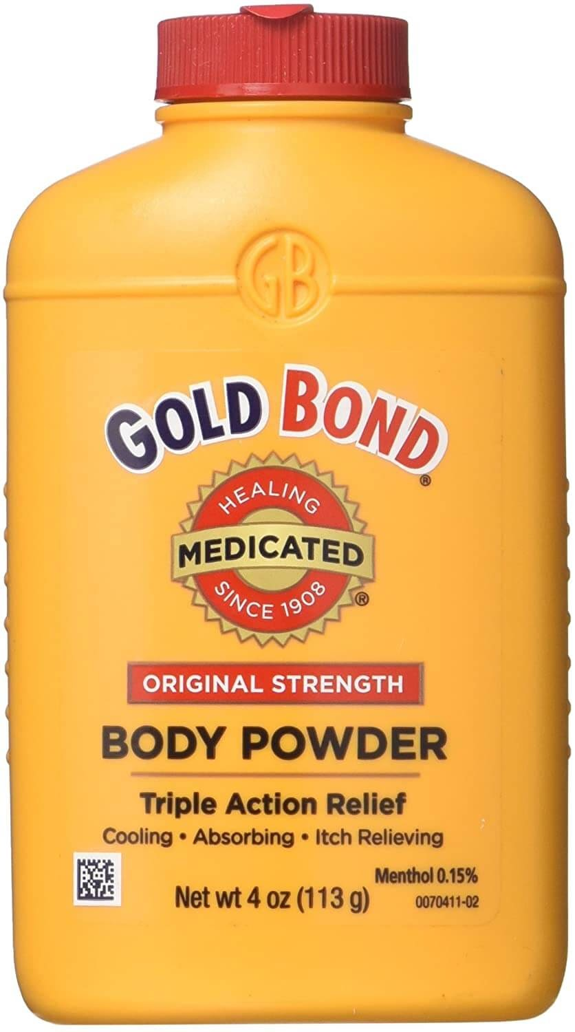 Gold Bond Medicated Powder