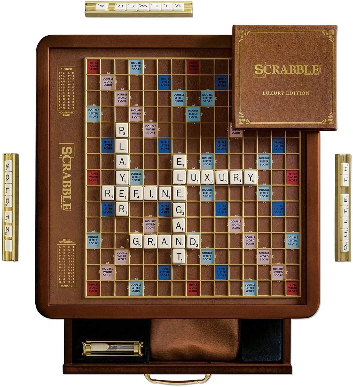 Luxury Scrabble Edition