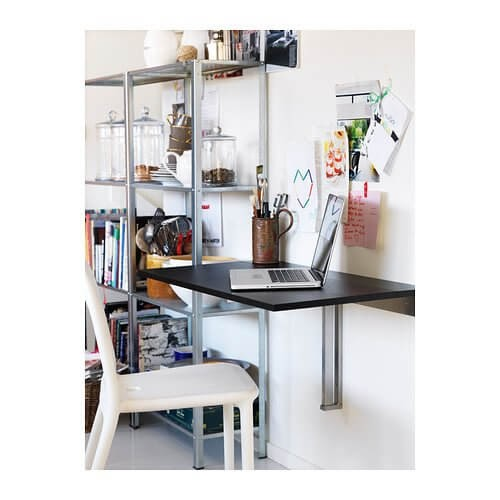IKEA Wall Mounted Desk