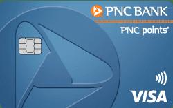 PNC Points Visa® Credit Card