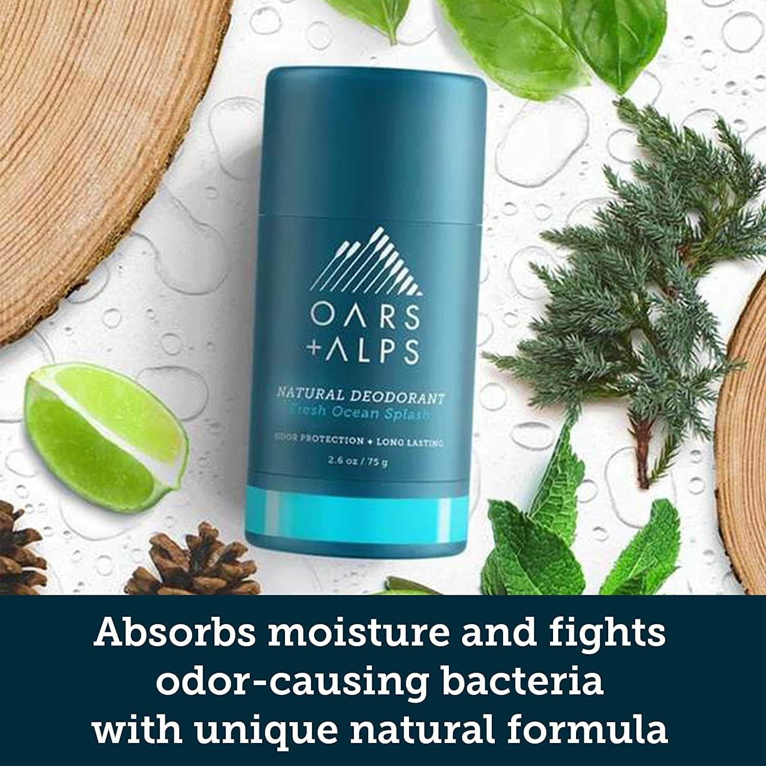 Oars + Alps Natural Deodorant