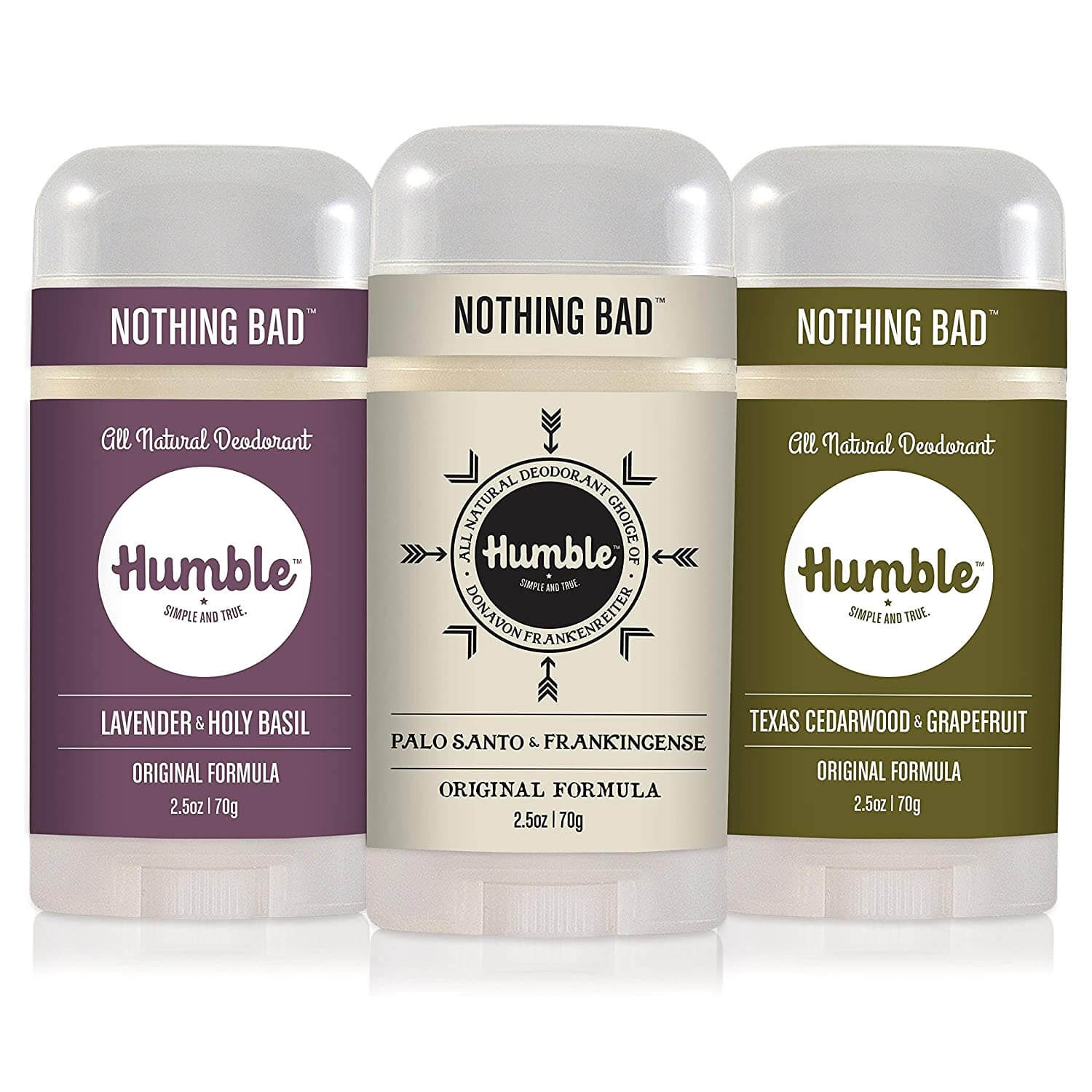 Humble All-Natural Deodorant