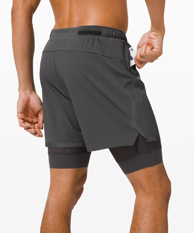 Lululemon Men's Surge Short
