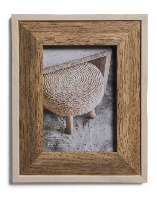T.J. Maxx wood picture frame