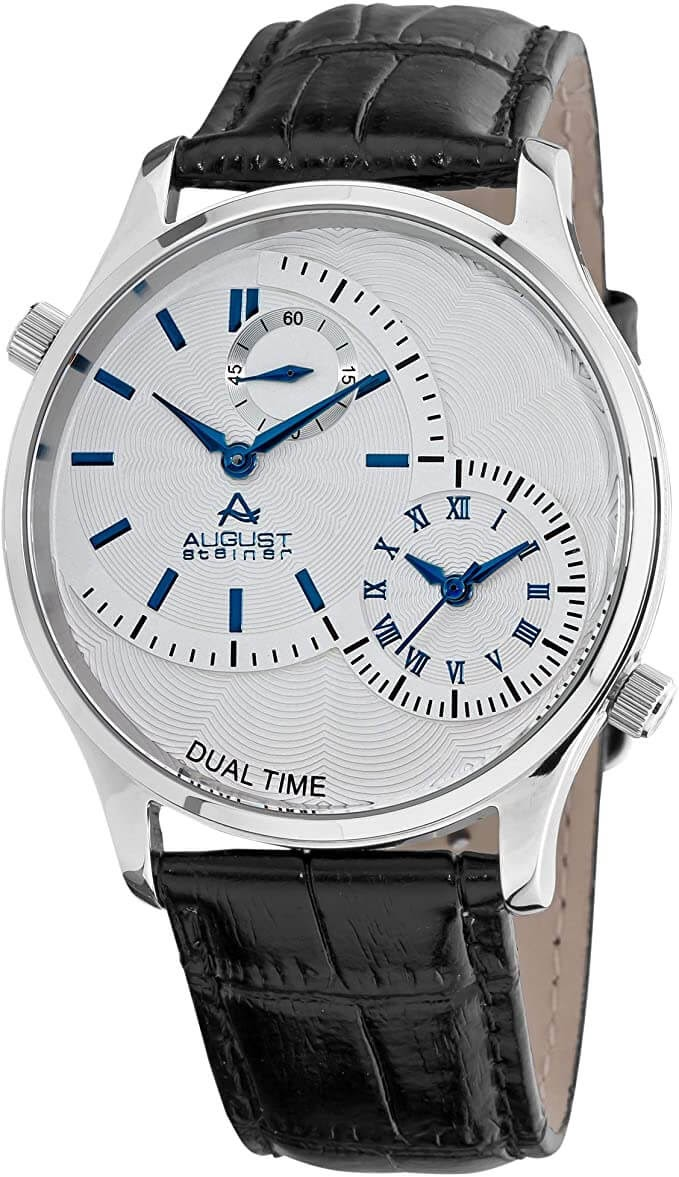A Dual Time Watch