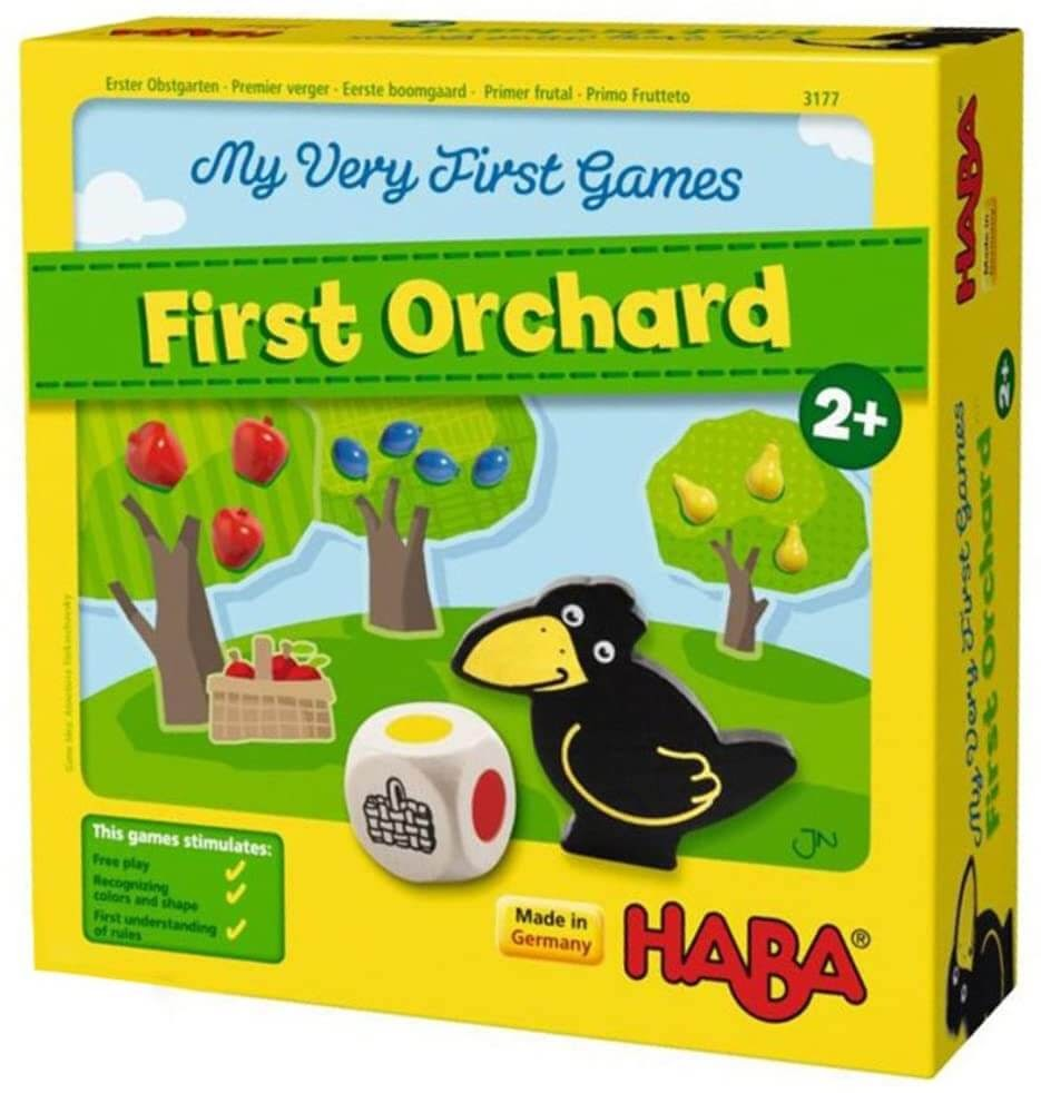 My Very First Games: First Orchards