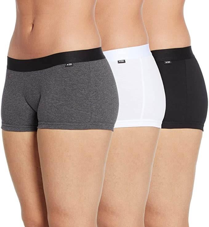 Tomboy X 3-Pack Boy Shorts