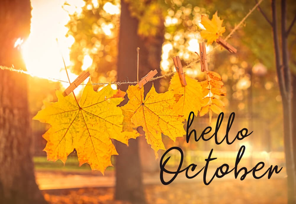 Hello October picture