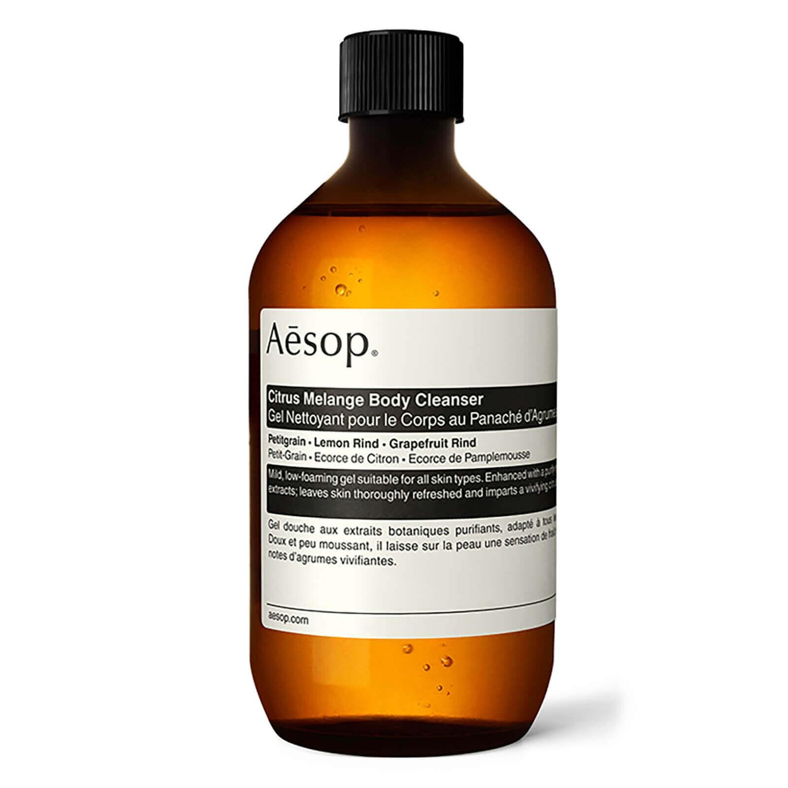 Aesop Citrus Melange Body Cleanser