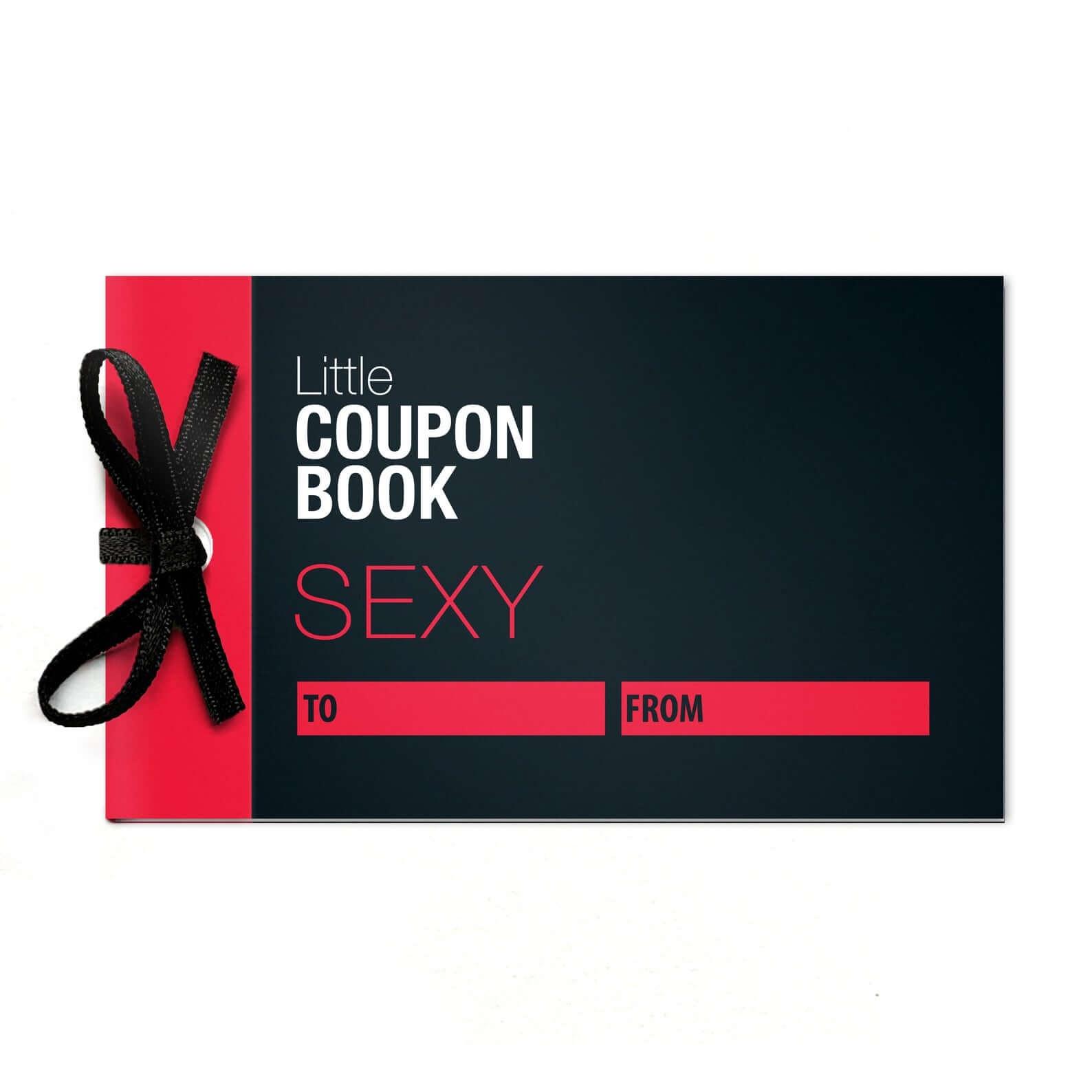 Sex Coupons Book