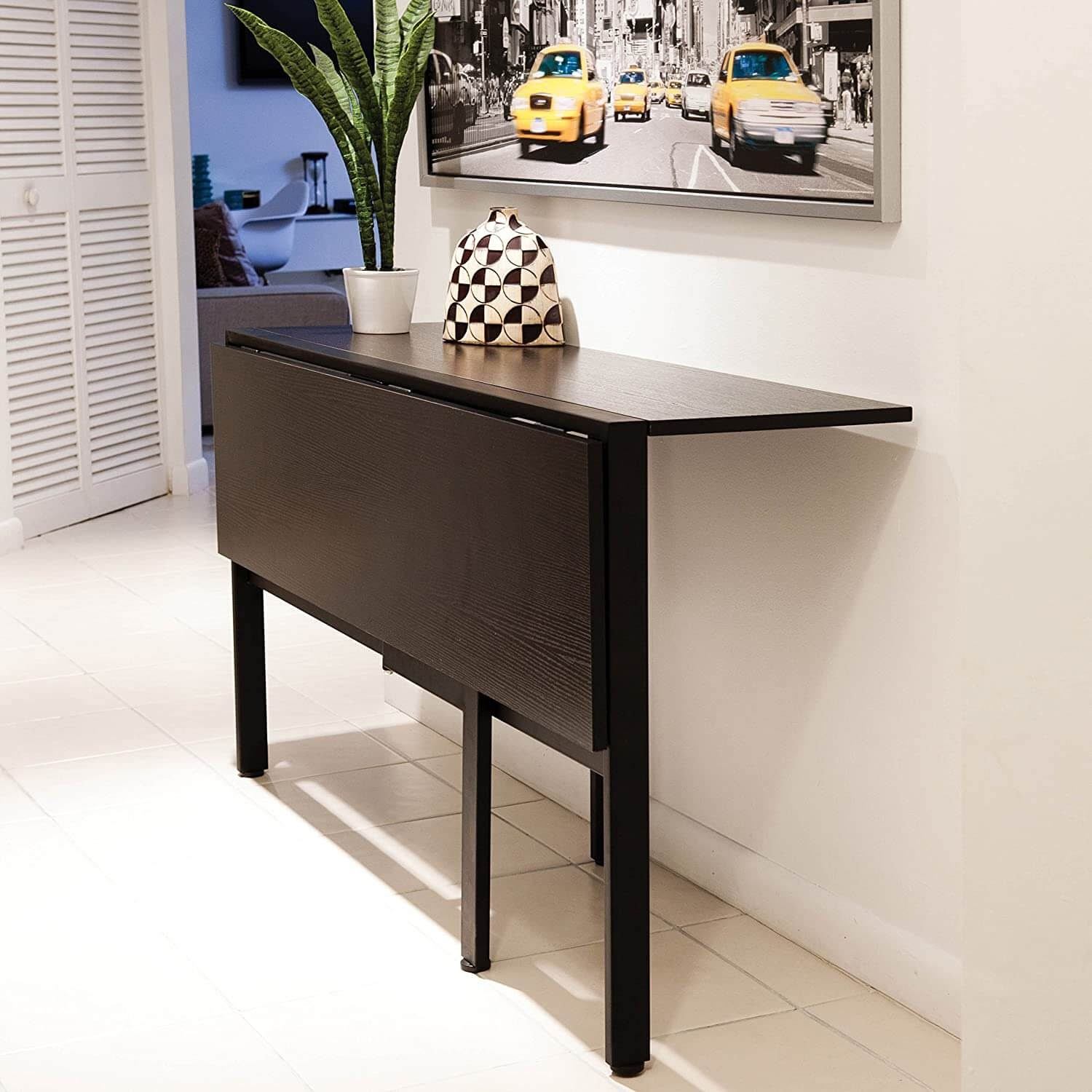 MIX Espresso Dining Room Table