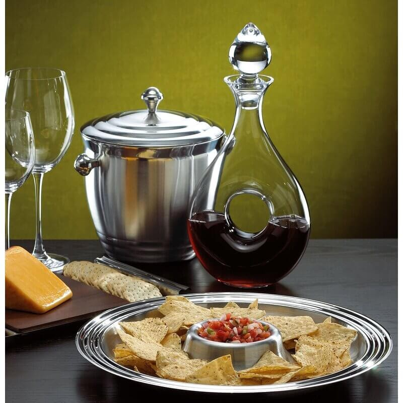 Classic Stainless Steel Ice Bucket
