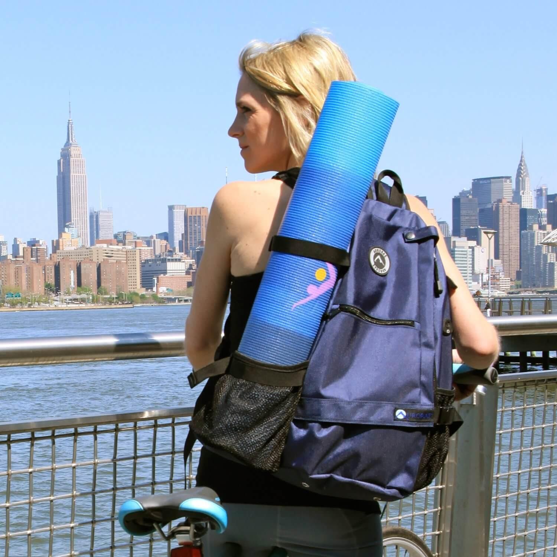 Aurorae Sling Yoga Backpack