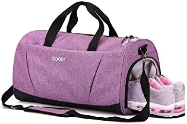 Boost Gym Bag With Shoe Compartment