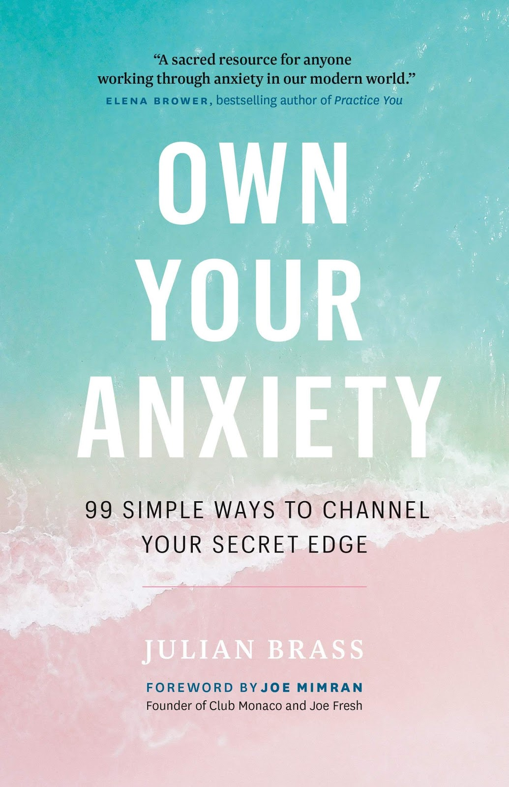 Own Your Own Anxiety