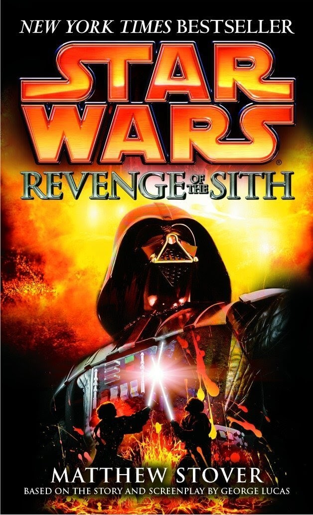 Star Wars Episode III: Revenge of the Sith by Matthew Stover