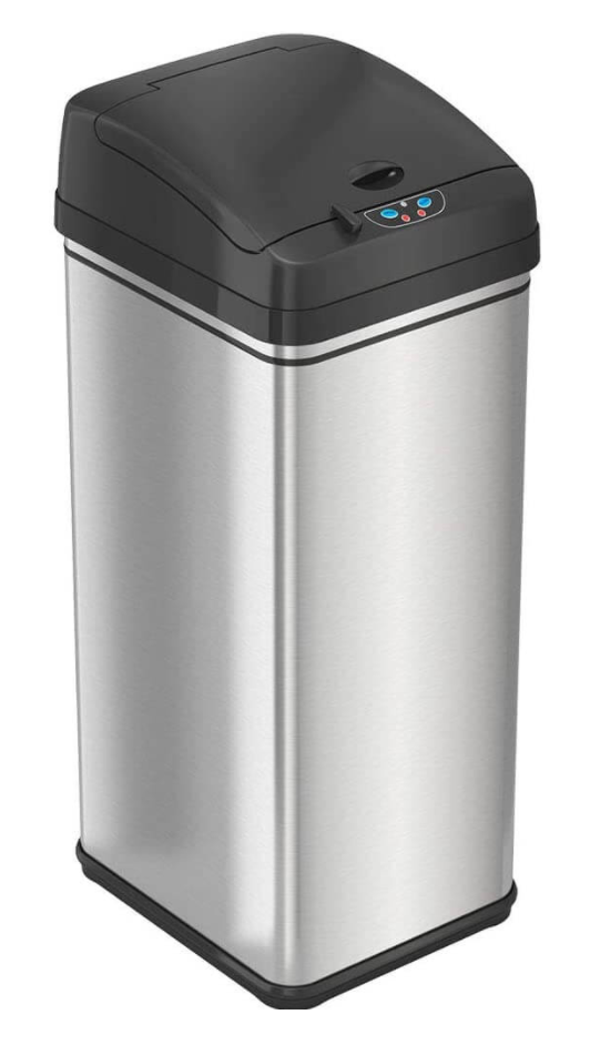 iTouchless 13 Gallon Trash Can