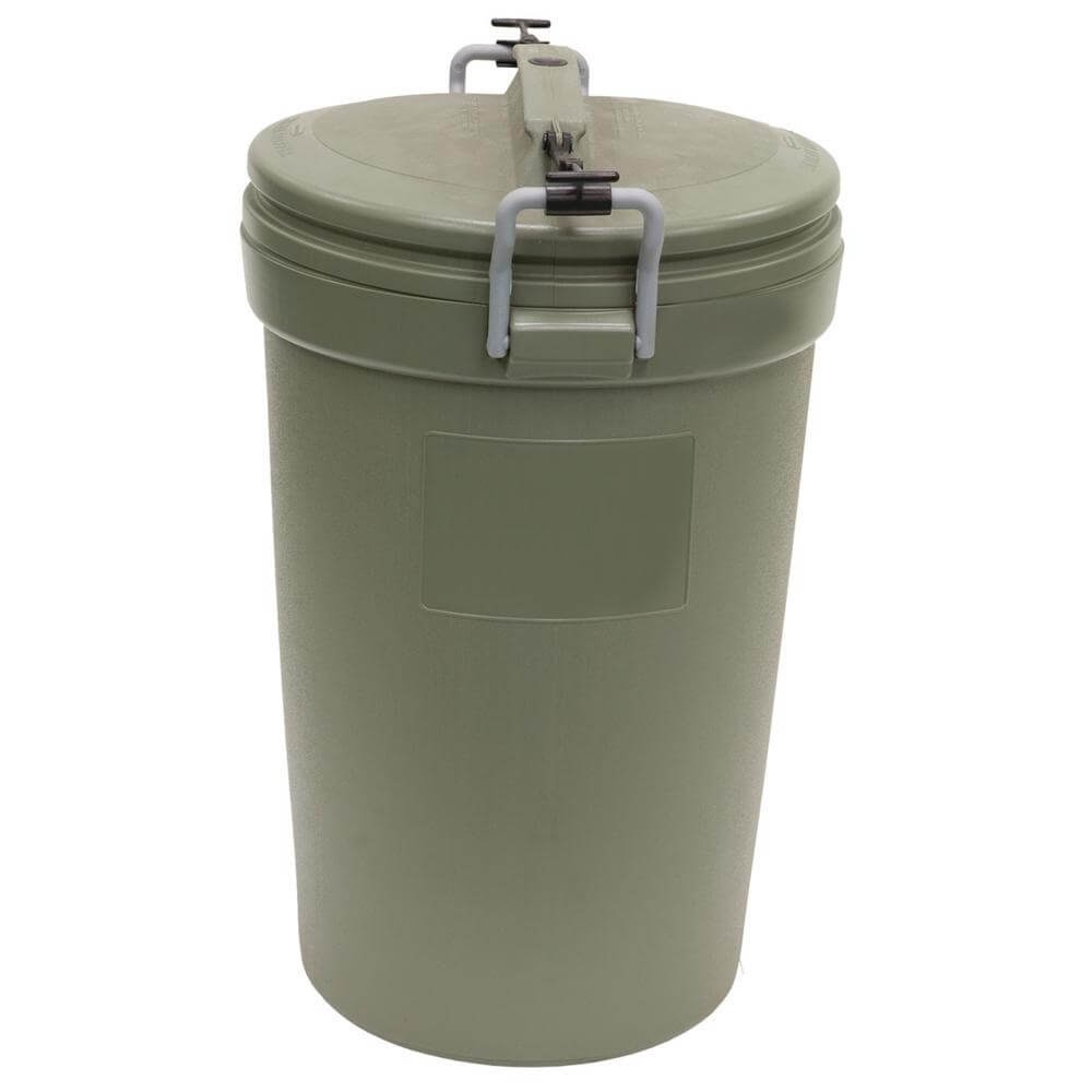 Rubbermaid Animal Stopper Trash Can