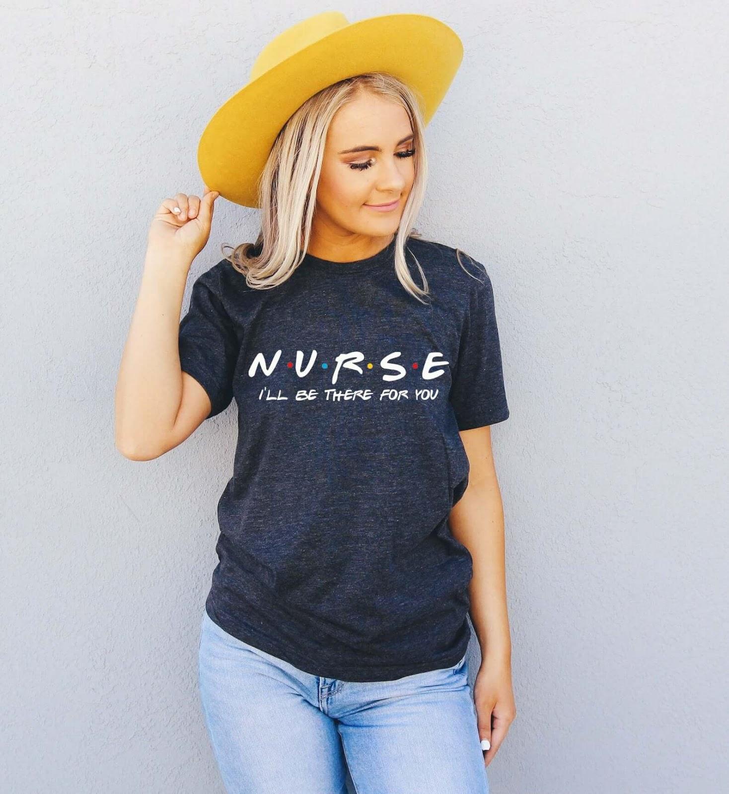 Nurse Friends t-shirt
