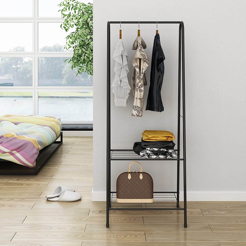 JEROAL Clothing Garment Rack