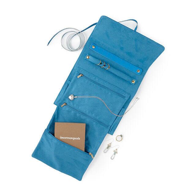 Vegan Leather Jewelry Wrap