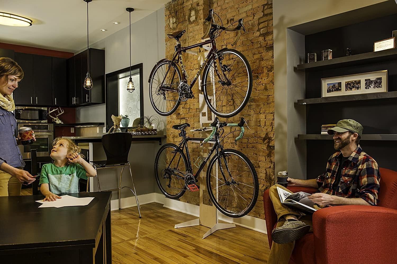 Saris The Hottie Two Bike Home Storage