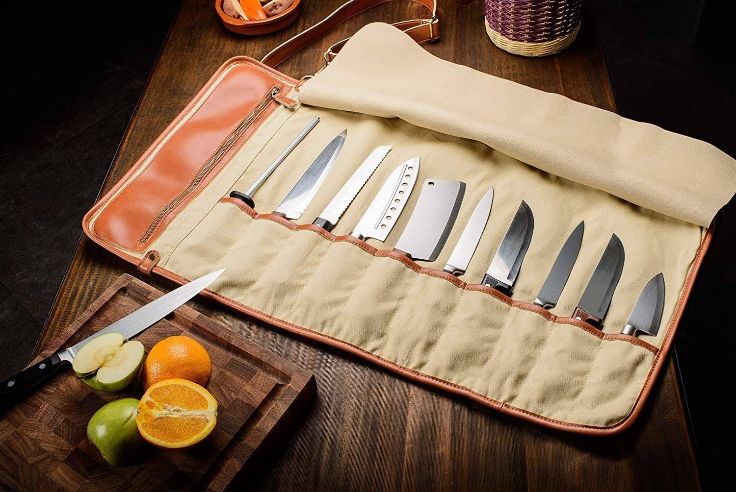 Everpride Chef Knife Carrying Case