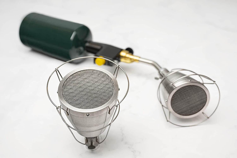 Booker & Dax Searzall Torch Attachment