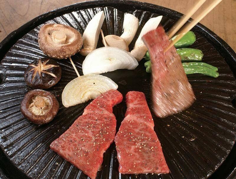 Yaki Yaki San Smokeless Grill