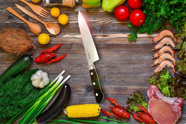 MASAMOTO Professional Japanese Chef's Knife